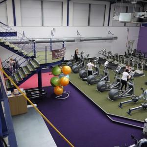 Gym Refurb, Halstead, Essex