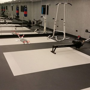 Gym Fit Out by Colne Valley Contracts, Hasltead, Essex