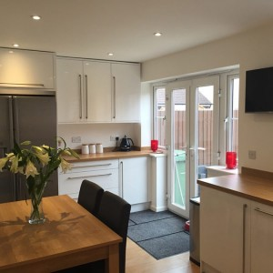 Domestic Kitchen and Flooring