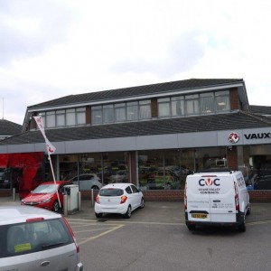 Colne Valley at Vauxhall