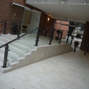 Hotel Stone Lobby