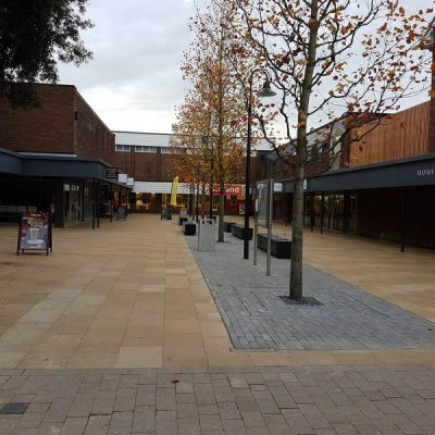 Paving - St Martin's Centre, Caversham (3)