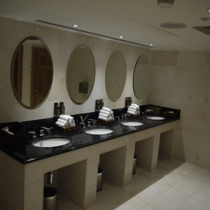 Stone Work Top Bathrooms