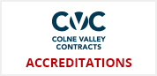 Colne Valley Accreditations