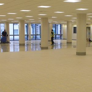 Aldi Flooring Fitting, Colne Valley Contracts