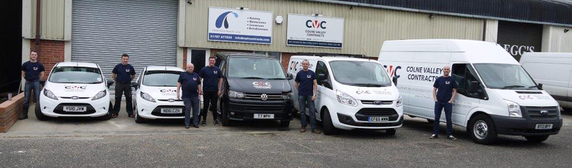 Colne Valley Contracts - Home renovations & home improvement, Halstead, Essex, Suffolk