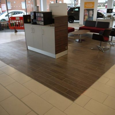 Floor Tiling by Colne Valley Contracts
